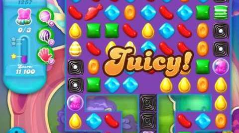Candy Crush Soda Saga Level 1257