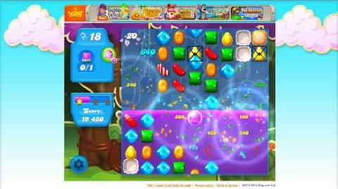 Candy Crush Soda Saga Level 15