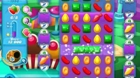 Candy Crush Soda Saga Level 1596