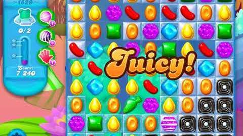 Candy Crush Soda Saga Level 1829 (3 Stars)
