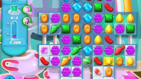Candy Crush Soda Saga Level 357 (3 Stars)