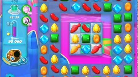 Candy Crush Soda Saga Level 458 (3 Stars)