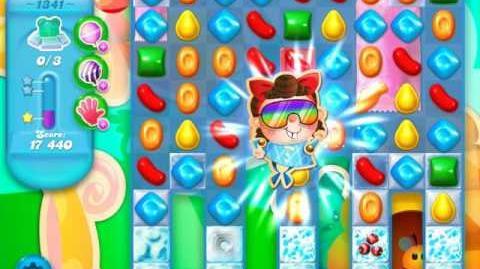 Candy Crush Soda Saga Level 1341