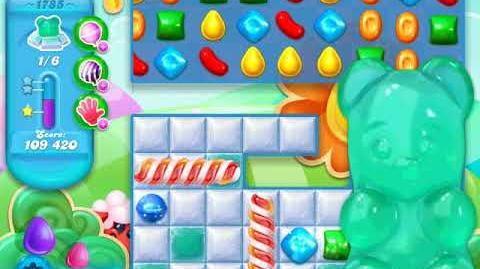 Candy Crush Soda Saga Level 1785 (3 Stars)