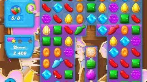 Candy Crush Soda Saga Level 61(3 Stars)