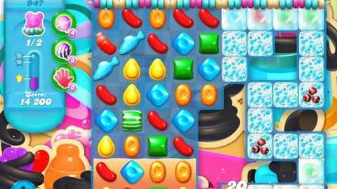 Candy Crush Soda Saga Level 947 (nerfed)