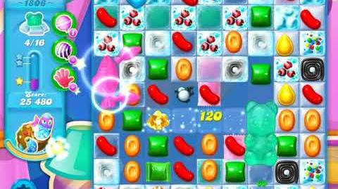 Candy Crush Soda Saga Level 1806 (3 Stars)