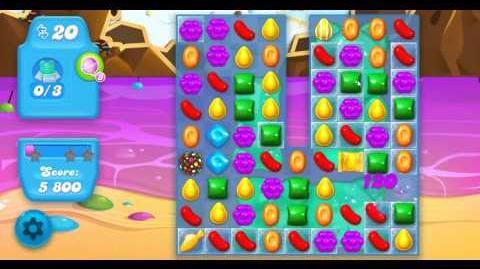 Candy Crush Soda Saga Level 24-1