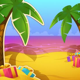 Party Shore background