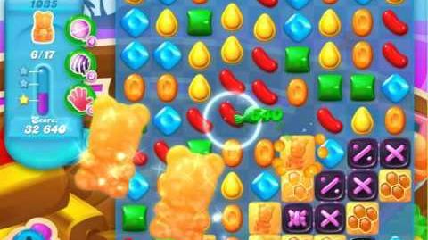 Candy Crush Soda Saga Level 1035 (3 Stars)
