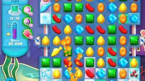 Candy Crush Soda Saga Level 1102 (buffed, 3 Stars)