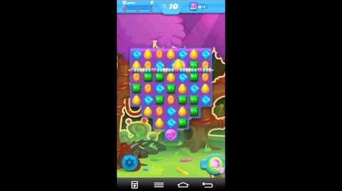 Candy Crush Soda Saga Level 11 (Mobile)