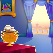 Castle of Semla background
