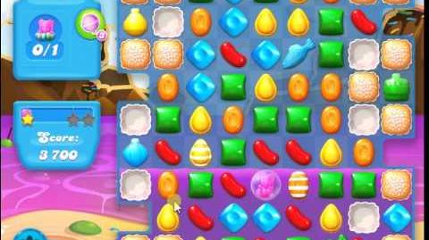 Candy Crush Soda Saga - Level 22