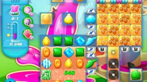 Candy Crush Soda Saga Level 1322 (5th version)