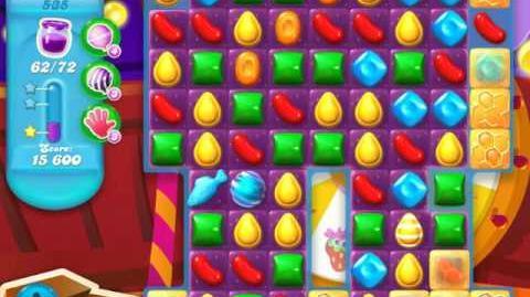 Candy Crush Soda Saga Level 535 (buffed)