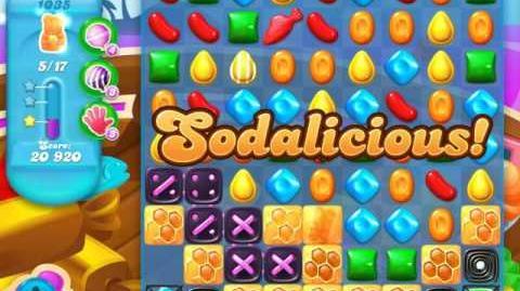 Candy Crush Soda Saga Level 1035 (buffed)
