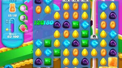 Candy Crush Soda Saga Level 1550 (3 Stars)