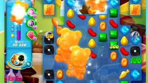 Candy Crush Soda Saga Level 2096 ***