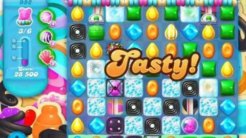 Candy Crush Soda Saga Level 952 (nerfed, 3 Stars)