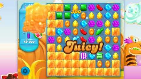 Candy Crush Soda Saga - Level 158 - No boosters