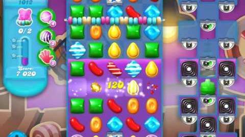 Candy Crush Soda Saga Level 1012 (buffed)