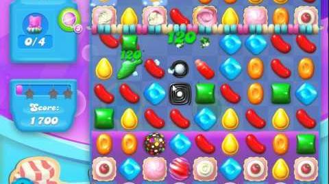 Candy Crush Soda Saga Level 199(3 Stars)