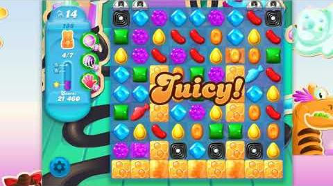 Candy Crush Soda Saga - Level 188 - No boosters