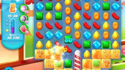 Candy Crush Soda Saga Level 1214 (6th version)
