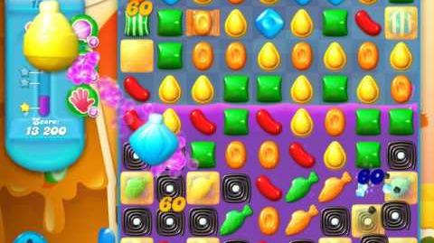Candy Crush Soda Saga Level 1520 (buffed, 3 Stars)