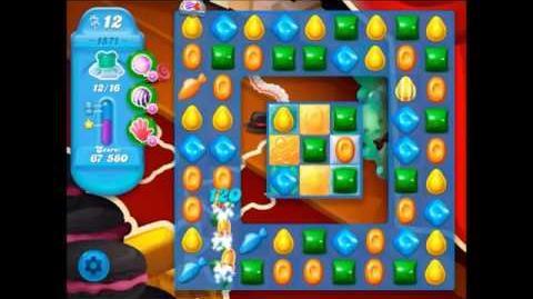 Candy Crush Soda Saga Level 1571
