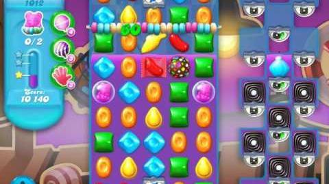 Candy Crush Soda Saga Level 1012 (4th version, 3 Stars)
