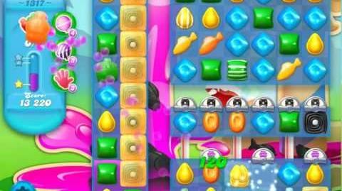 Candy Crush Soda Saga Level 1317 (4th version)
