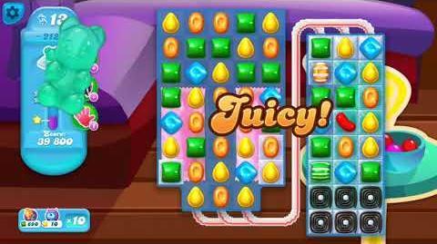 Candy Crush Soda Saga Level 2124