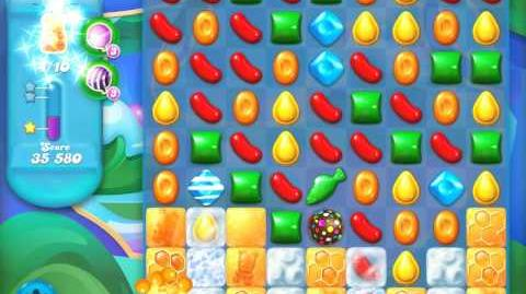 Candy Crush Soda Saga Level 234 (2nd version, 3 Stars)