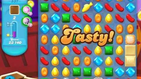Candy Crush Soda Saga Level 537 (3 Stars)