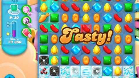 Candy Crush Soda Saga Level 759 (5th version)