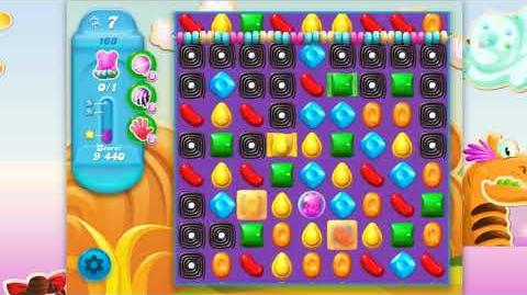 Candy Crush Soda Saga - Level 163 - No boosters