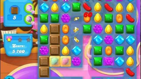 Candy Crush Soda Saga Level 116 (nerfed, 3 Stars)
