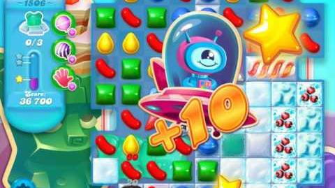 Candy Crush Soda Saga Level 1506 (3 Stars)