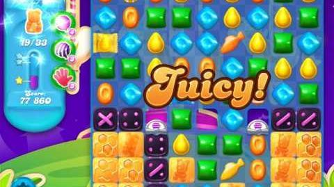 Candy Crush Soda Saga Level 574 (4th version)