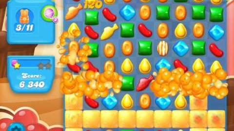 Candy Crush Soda Saga Level 100 (unreleased version)