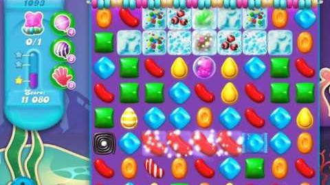 Candy Crush Soda Saga Level 1093 (4th version, 3 Stars)