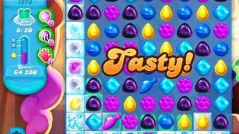 Candy Crush Soda Saga Level 1678