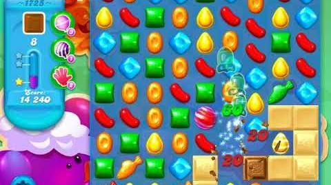 Candy Crush Soda Saga Level 1725