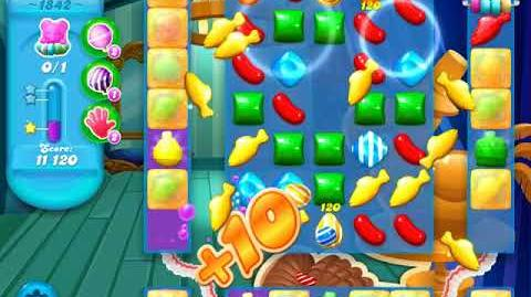 Candy Crush Soda Saga Level 1842 (3 Stars)