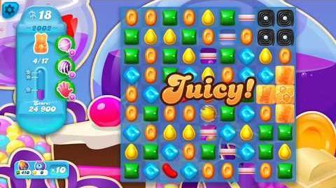 Candy Crush Soda Saga Level 2002