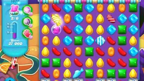 Candy Crush Soda Saga Level 1079 (buffed, 3 Stars)