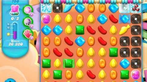 Candy Crush Soda Saga Level 750 (9th version)