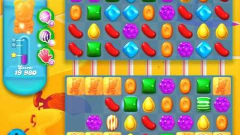 Candy Crush Soda Saga Level 254 (5th version)